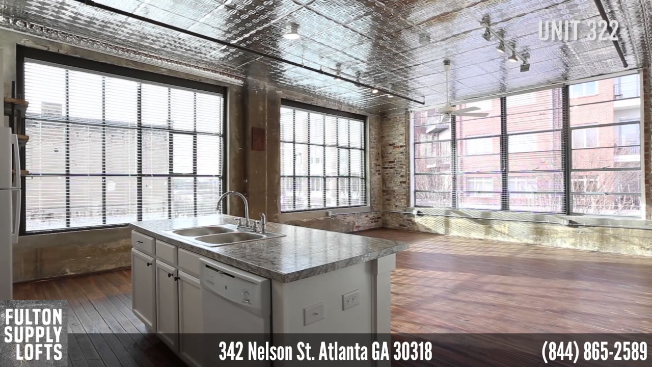 Fulton Supply Lofts 342 Nelson Street Atlanta Ga 30318