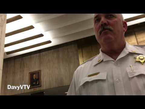 Monroe County, NY Sheriff Court Deputy Singles Out Davy V.