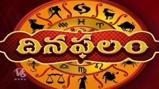 Daily Horoscopes | 14th October 2019 | Astrological Predictions For All Zodiac Signs | V6 Telugu New