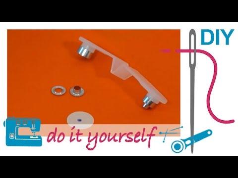 Nählexikon von A–Z – Ösen – Nähen lernen mit Zierstoff