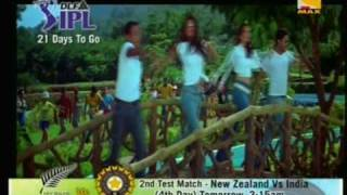 "Kalpana Pandit and Sonali Bendre  in title song of "" Pyaar Kiya Nahin Jaata"""
