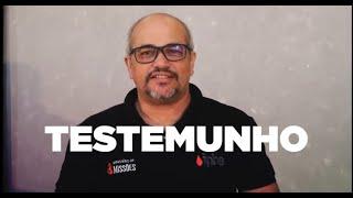 TESTEMUNHO | Rev.André Gomes