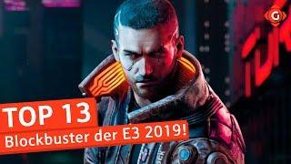 Die 13 fettesten Spiele der E3 2019! | Special