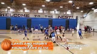 Lakeland Hawks 5th Grade Basketball - Georgia Highlights