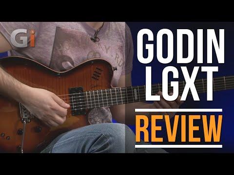 Godin LGXT Guitar Review With Tom Quayle | Guitar Interactive Magazine