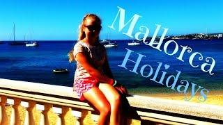FOLLOW ME AROUND MALLORCA | Sophie