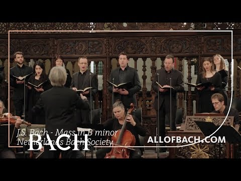 Bach - Cum Sancto Spiritu from Mass in B minor BWV 232 | Netherlands Bach Society