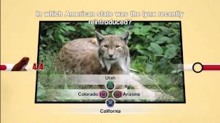 Nat Geo Challenge Wildlife [HD 720p] Ferocious Felines on Hard difficulty