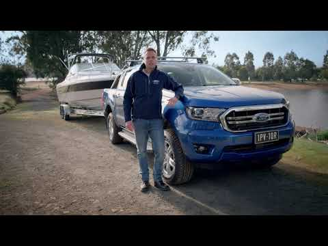 2020 Ford Ranger - How to hitch a trailer | Ford New Zealand