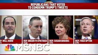 President Donald Trump Makes Racism His Brand For 2020 Campaign | Deadline | MSNBC