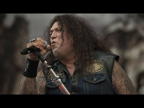 TESTAMENT's Chuck Billy on U.S. Tour, Writing Faster Songs, Next Album in 2018 & Life on Road (2017)