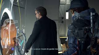 Lets play death stranding 1