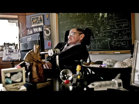 Stephen Hawking, 1942-2018 - Cover