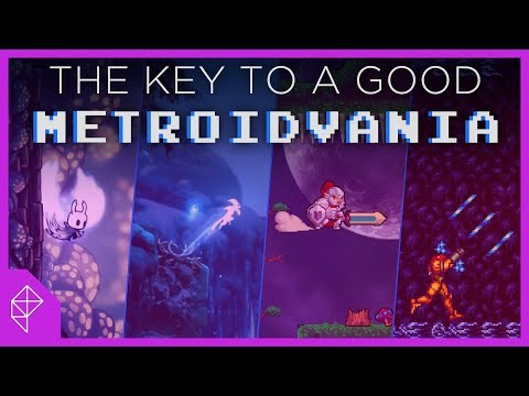 What Makes a Great Metroidvania?