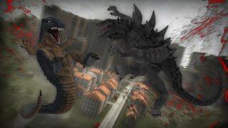 Zilla vs. Gorosaurus - Godzilla Fan Project Animation