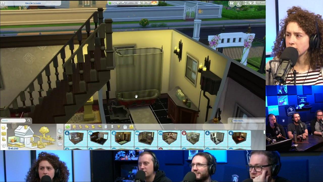 Thirteen Deadly Sims - Episode 00 - QL Crew