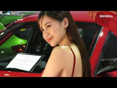 Trans Sport Show 2017 - SMX Mall of Asia
