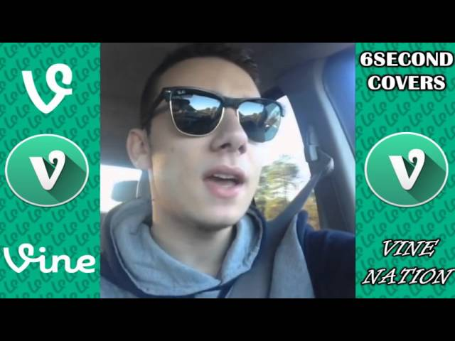 6SecondCovers Best Vines March 2016