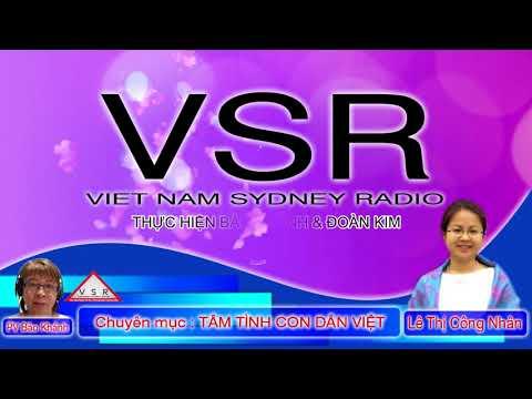 Vietnam Sydney Radio  -   Nữ Luật Sư LÊ THỊ CÔNG NHÂN