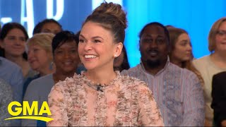 Sutton Foster shares what's next on 'Younger' | GMA