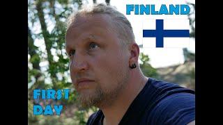 Финляндия  Хельсинки 2ой день 4k
