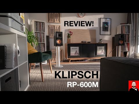 Klipsch RP-600M: Reviewed! - YouTube