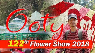 122th | Flower show at Ooty hills | 2018 |Tamil nadu Tourism |