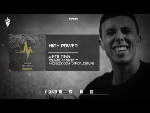 D-Sturb - High Power (Official Preview)