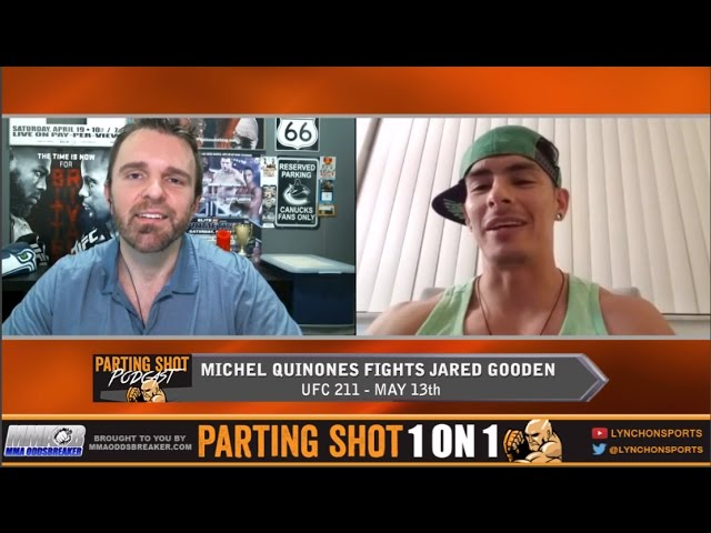 "UFC 211's Michel Quinones ""I want to impress Dana White by taking out Jared Gordon"""