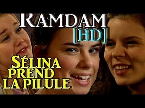 RAMDAM [HD] SÉLINA PREND LA PILULE