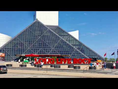 TDW 1798 - Inside Rock and Roll Hall of Fame