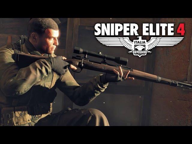 Sniper Elite 4 Video 1