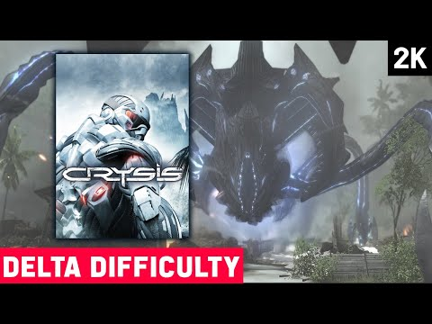 Crysis - Mission 1 Contact - Delta Difficulty - Very High Graphics 1440p 60 FPS