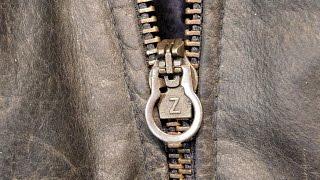 Reißverschluss reparieren durch austauschen von schieber ZlideOn. DIY  Anleitung