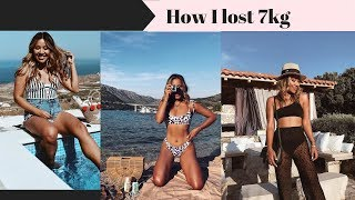 HOW I LOST 7 KG | ENDOMITRIOSIS CHAT | MY FAV WORK OUT | APPLE CIDER VINEGAR | MISS GUNNER
