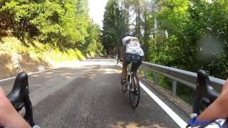 03 La Leggendaria Charly Gaul   Trento   Monte Bondone   primo tratto salita Monte Bondone