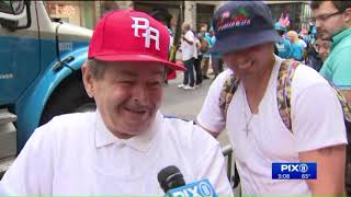 Puerto Rican pride: Thousands turn out for annual parade