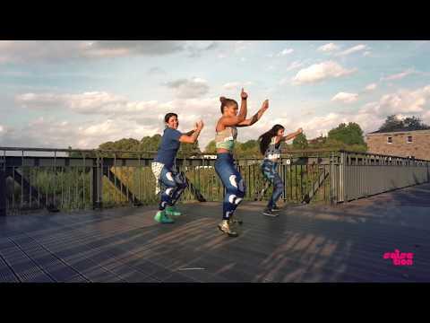 BABY K - Da zero a cento - Salsation® Choreography by Elite Instructor Sandra Maggiolini