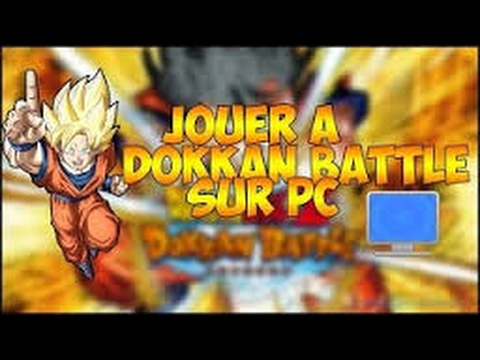 how to get dokkan battle on pc