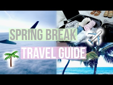 Spring Break Travel Guide + 10 Tips! | Equestrian Prep