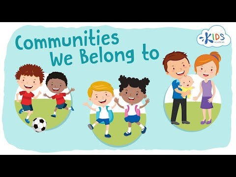 Communities for Kids | Social Communities | Kids Academy