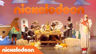 This Thanksgiving Weekend on Nickelodeon