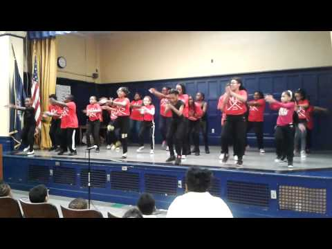 Public School 161 Spirit Day Performance'