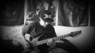 Malevolent Creation - Cauterized (guitar cover)