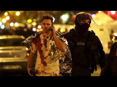Graphic photos paris terror