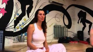 Дарья Габлия о тренинге