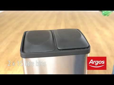 Waste Paper Bins Argos Home Decorating Ideas Amp Interior
