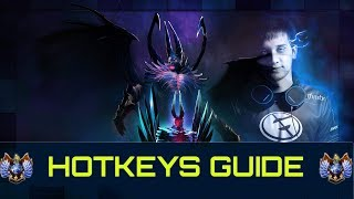 Pro Players Hotkeys Settings | Dota 2 Guide