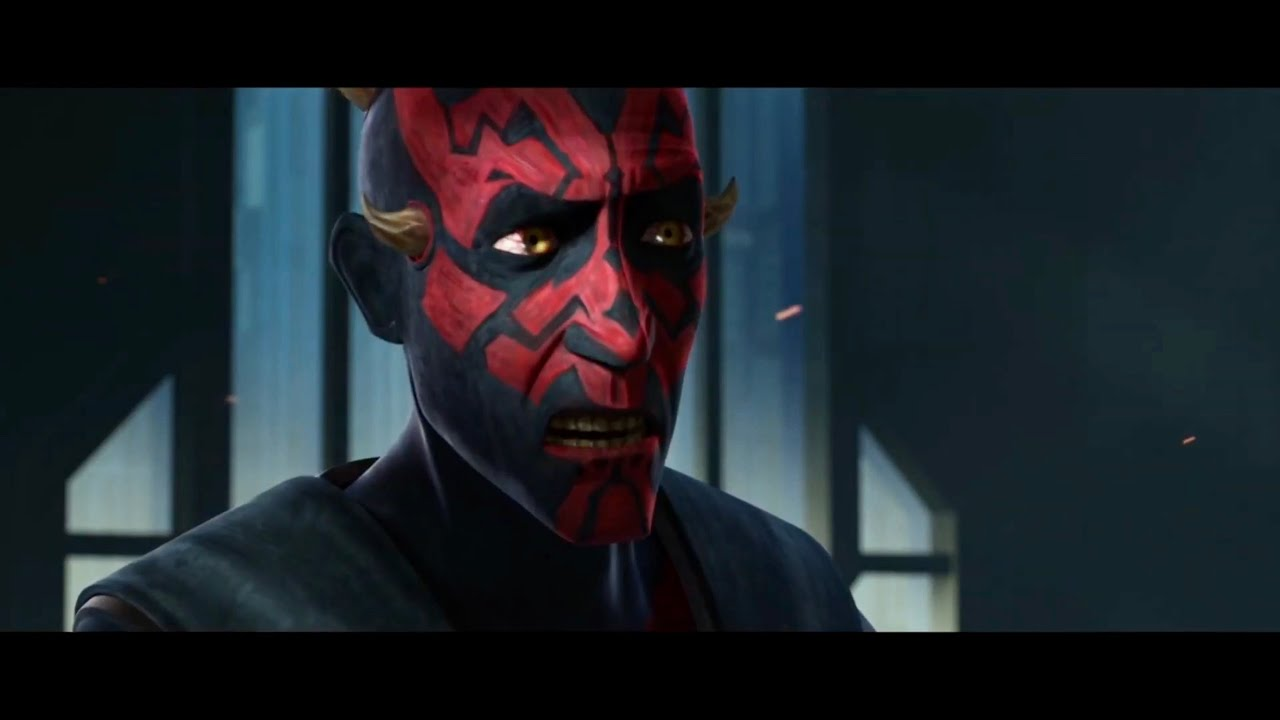 "Star Wars: The Clone Wars - ""Darth Maul Knows Anakin Skywalker Is ..."