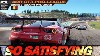Project Cars 2: SO SATISFYING! (AOR GT3 PRO rd.3 @ Algarve)